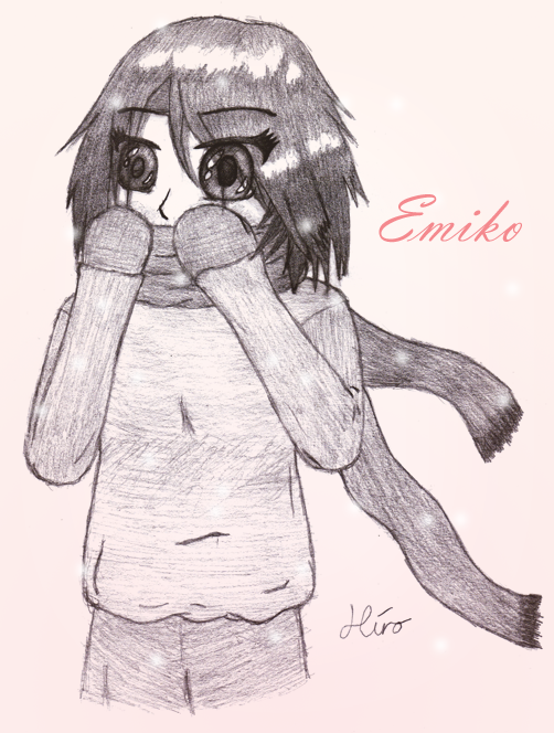 Emiko Gone Pretty