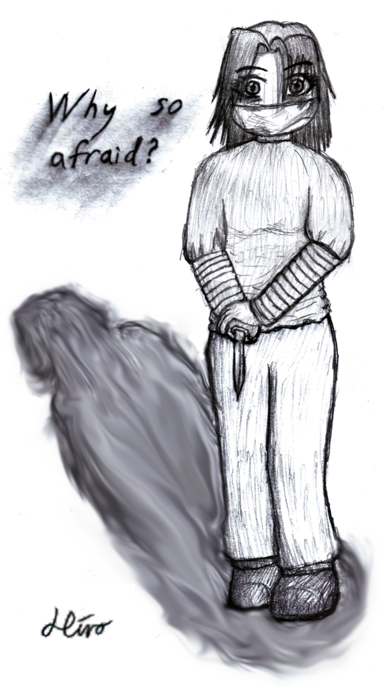 Why So Afraid?